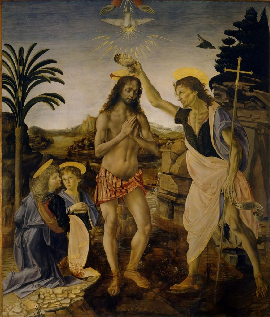 1024px-Verrocchio,_Leonardo_da_Vinci_-_Battesimo_di_Cristo_-_Google_Art_Project