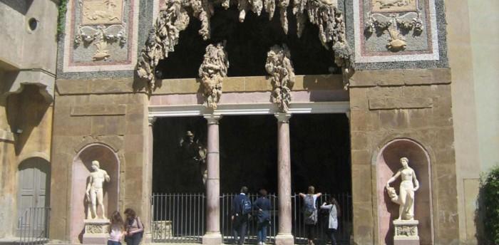 OS JARDINS DE FLORENÇA E DA TOSCANA: O JARDIM DE BOBOLI