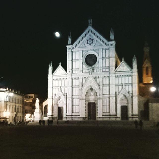 Santa Croce #firenze #cittadelgiglio #guiabrasileiraflorenca