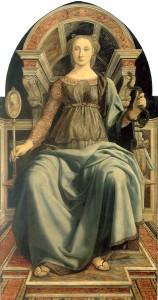 Piero_del_Pollaiolo_prudence 1470