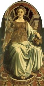 Pollaiolo,_giustizia 1470