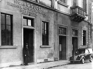 Gucci workshop, Florence, 1940s