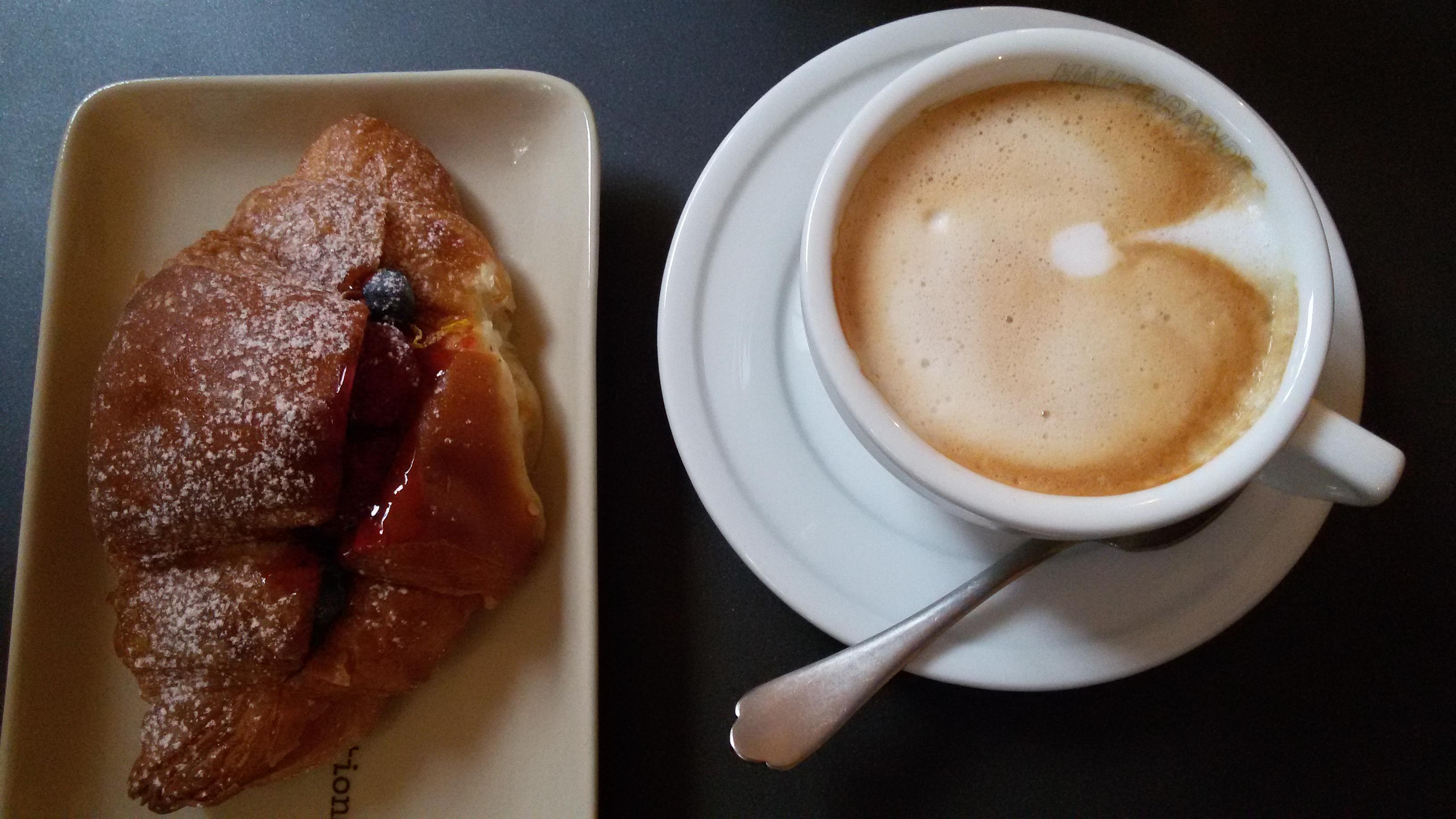 un caffè a milano