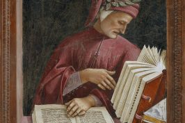 Dante Alighieri e a Divina Comedia